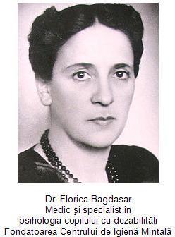 Dr. Florica Bagdasar