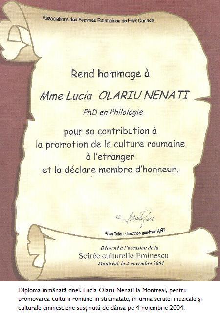 Diploma Montreal